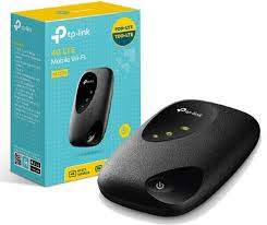 TP-Link 4G LTE Mobile Wi-Fi M7200 MiFi Device